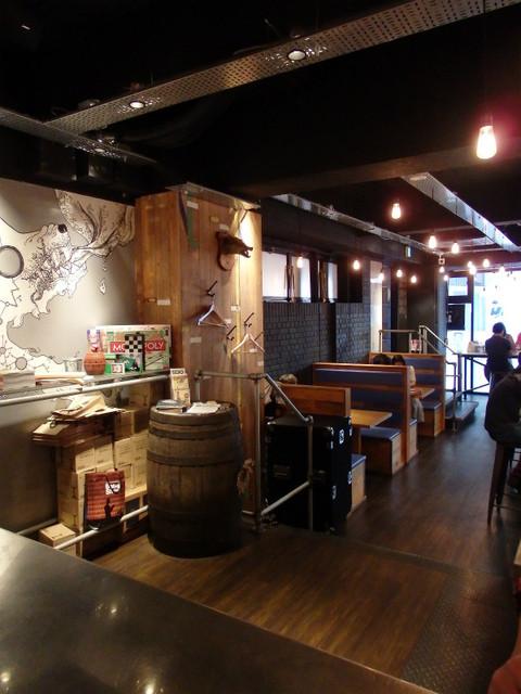 BrewDog Roppongi - 店内の様子