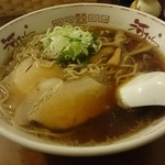 38779436 - 醤油ラーメン
