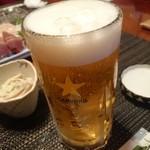 38780227 - 生ビール(¥550)〃
