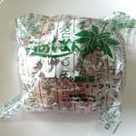 キッチン&珈琲館 みのばんば - 小那比茶シュークリーム 240円 (個包装)