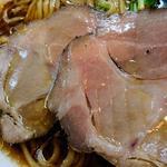 らぁ麺 紫陽花 - 特製醤油らぁ麺(豚チャーシューアップ)