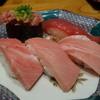 もりもり寿し - 料理写真:☆マグロ三昧は5種盛りです(≧▽≦)/~♡☆