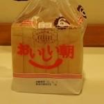 日糧製パン - 料理写真:食パン おいしい朝