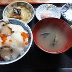 ぬいどう食堂 - 歌舞伎丼