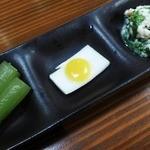 38787060 - 前菜:春の山菜盛り合わせ