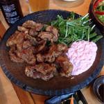 OHASHI - コースの鶏の唐揚げ(南蛮風)