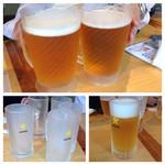 38787296 - 飲み放題のサッポロ生ビール