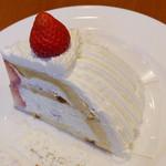 不二家 - イタリアンショートケーキ