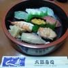 太郎寿し - 料理写真:にぎり(1200円)