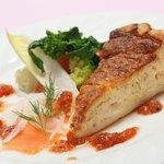 Peche - レストランのキッシュ 2