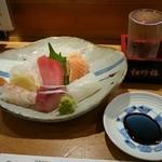 大政すし - 料理写真:刺身の図