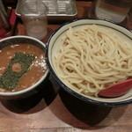 三田製麺所 - つけ麺特盛830円