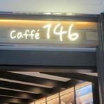 カフェ146 - 看板
