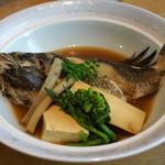 魚三昧 - 魚の煮付け