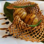魚三昧 - じゃが蛸ダンゴ