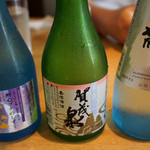 魚三昧 - 魚三昧 日本酒