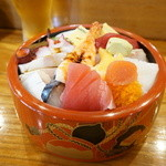 寿し処 くまがい - チラシ(並)\1,000-・・親方のオススメ!!