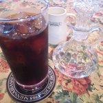 グロヴナーカフェ - アイスコーヒー