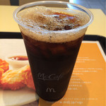 マクドナルド - プレミアムローストアイスコーヒーを