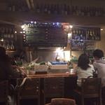 ワイン食堂 イナセヤ キッチン -