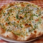 ジーザとローザ - 直径30センチのピザ!