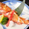 青森を代表する高級魚「キンキン」塩焼きまたは煮付 時価