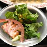 餃子の王将 - サラダ