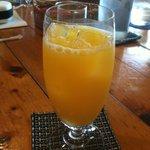 ラ・ポルタ - オレンジジュース