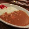 カレー小屋 吉 - 料理写真:カレーライス+チーズ☆