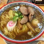 三代目 藤村商店 - 大盛魚介ラーメン