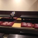 とんかつ料理 さち - 2015.6.7 店内風景1