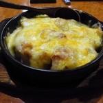 38822751 - いちべえ焼¥500じゃがいもとコンビーフのチーズ焼