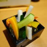 串イッカ - スティック野菜