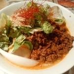 陳麻家 - 【2015.6.8(月)】冷し坦々麺(大盛)810円