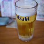 立飲みカドクラ - 生ビール~☆