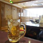 一頭買焼肉・ホルモン 醍醐 - コーン茶