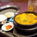 一頭買焼肉・ホルモン 醍醐 - 韓国スタミナチゲ