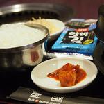 一頭買焼肉・ホルモン 醍醐 - 韓国スタミナチゲ(ランチ)