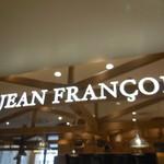 ジャン・フランソワ - 看板