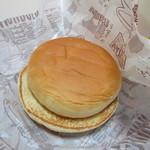マクドナルド - 料理写真:ハンバーガー 100円