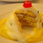 クチーナ ブッファ - デリッツァ アル リモーネ 随所に檸檬たっぷりの爽やかなドルチェ