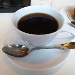 文明堂 カフェ - コーヒー