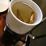 お料理 ほし - ひれ酒◎2010/5