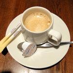 カプリチョーザ - 食後のサービスコーヒー