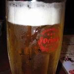 鎌倉チャンプル - オリオンビール