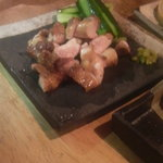 わらび - 鶏焼き