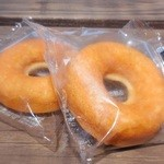 茂蔵 - 料理写真:とうふ焼きドーナツ(内税83円)