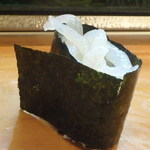 竹寿司 - 白エビ