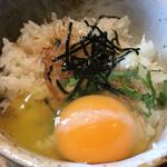 38842445 - 卵かけご飯
