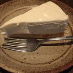 カフェ・ラパン - レアチーズケーキ! ★★☆☆☆